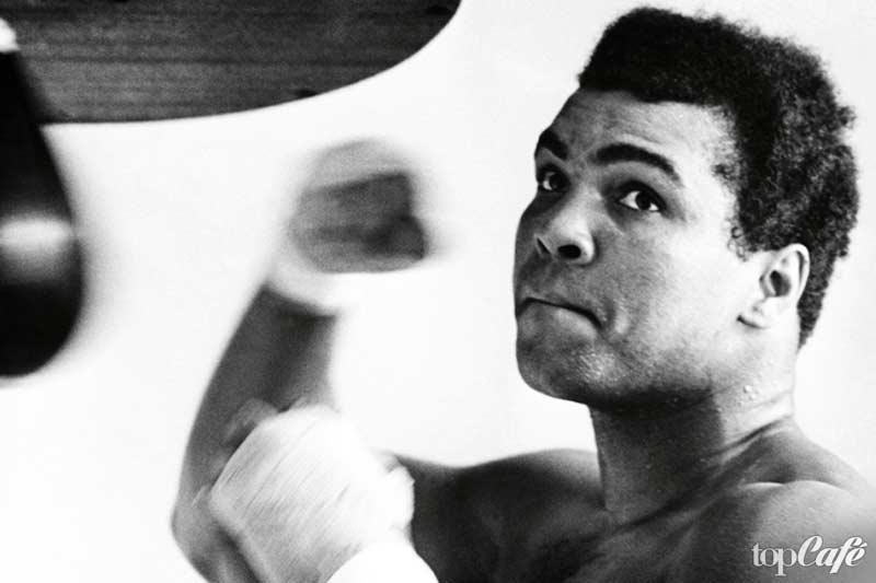 Мохамед Али - один из самых знаменитых мусульманских спортсменов
