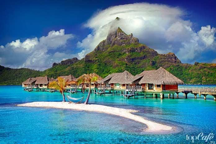 Фото самых красивых островов: Бора-Бора. CC0