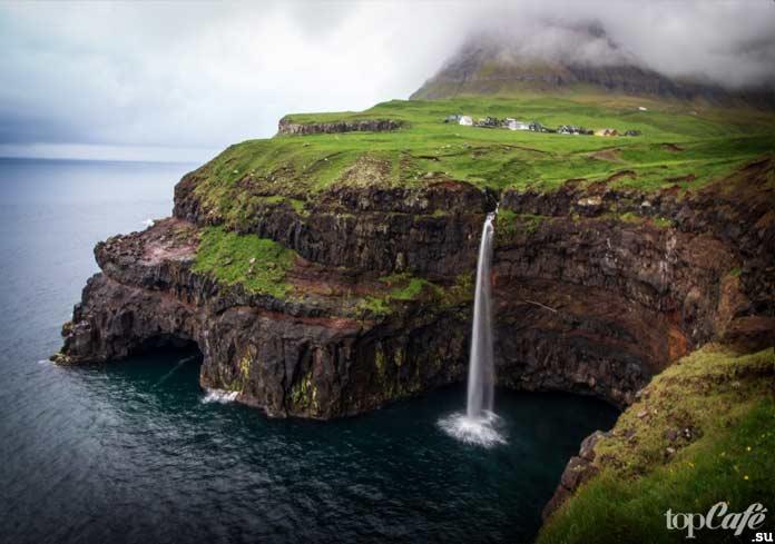 Удивительные места Европы: Фарерские острова. CC0