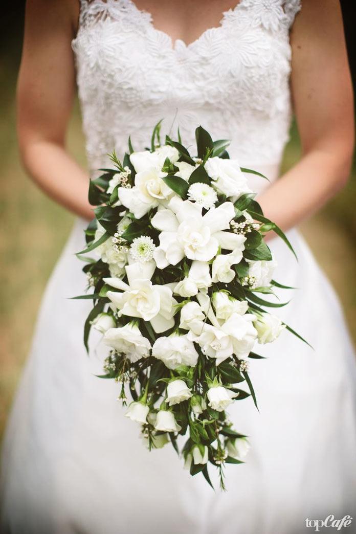 Gardenia for the wedding