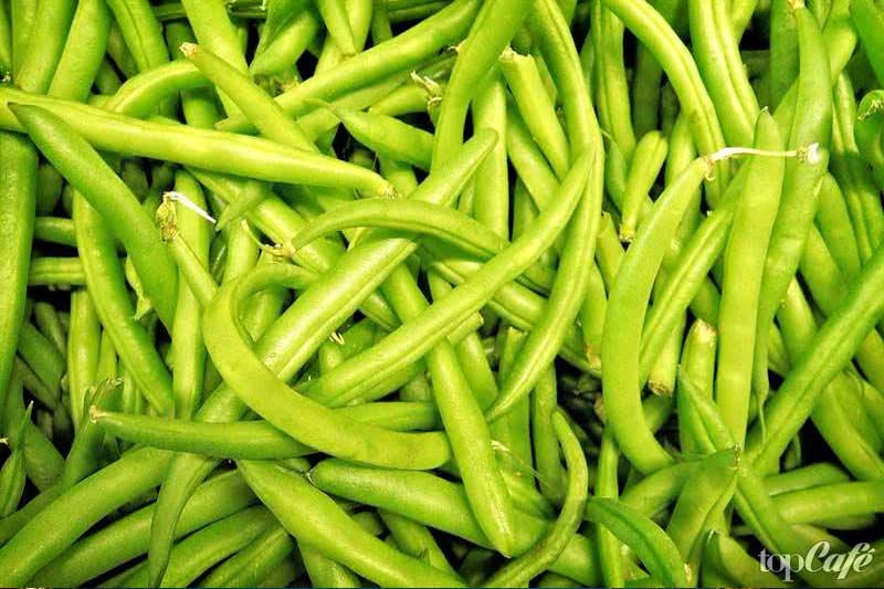 10 плодов, которые ошибочно принимают за овощи: Green Bean