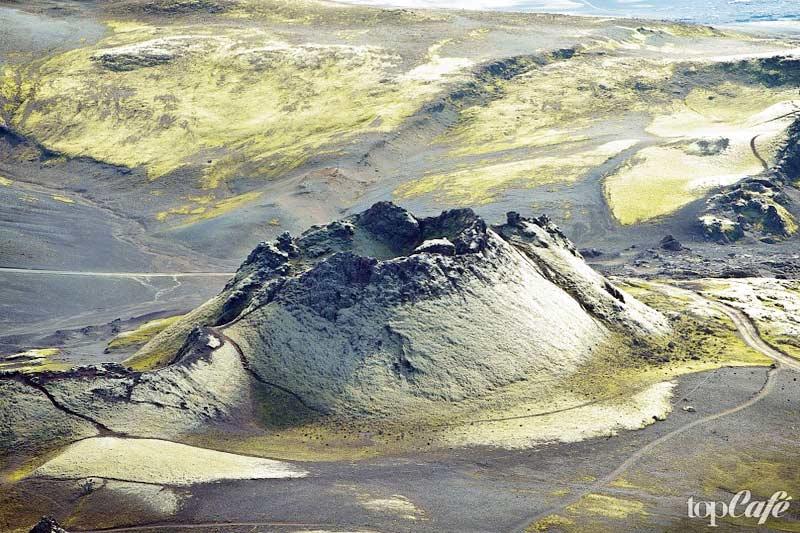 Самые страшные извержения вулканов в истории: Лаки