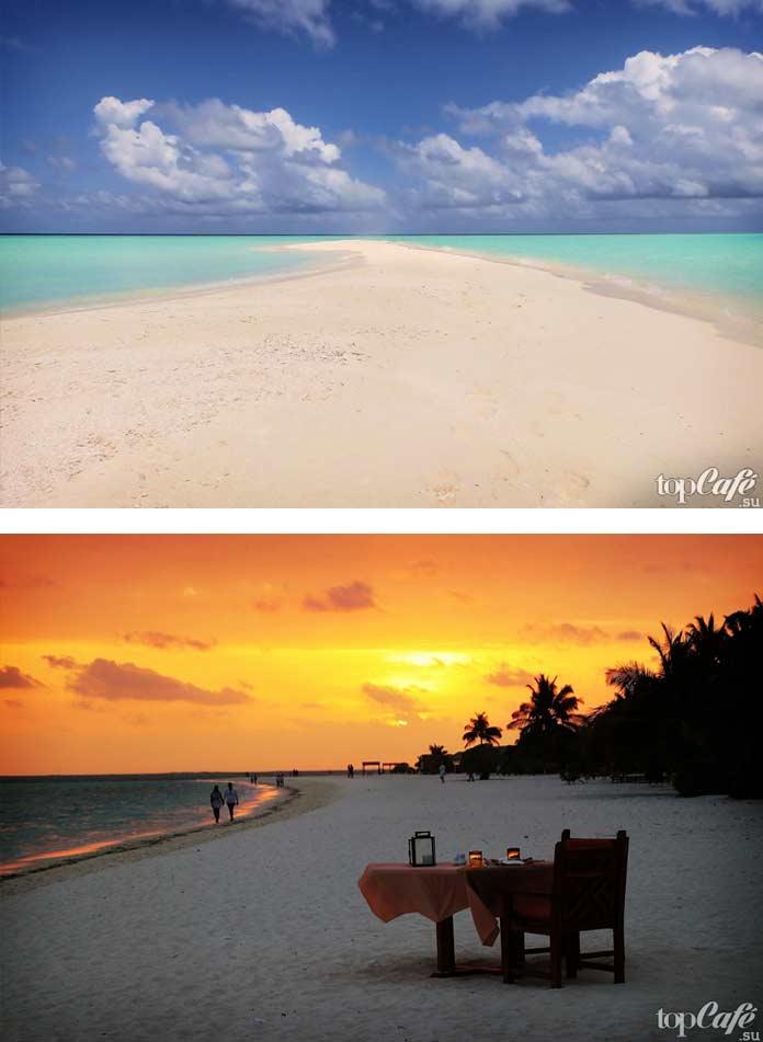 Список очень красивых островов: Мальдивы. CC0