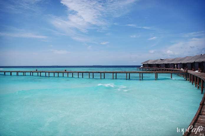 Список самых красивых островов: Мальдивы. CC0