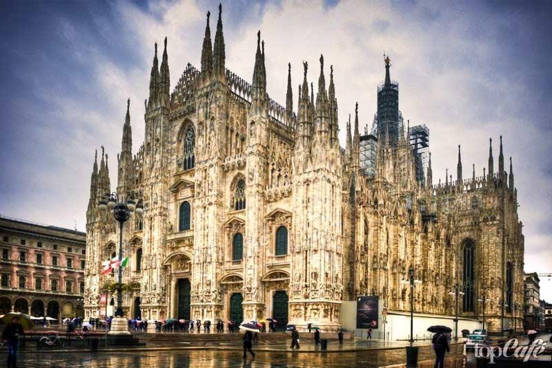 Миланский собор. Милан
