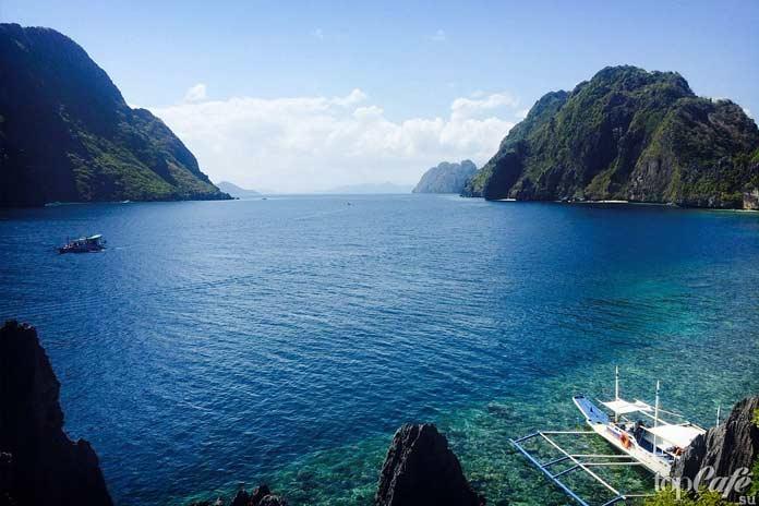 Рейтинг красивых островов: Палаван. CC0