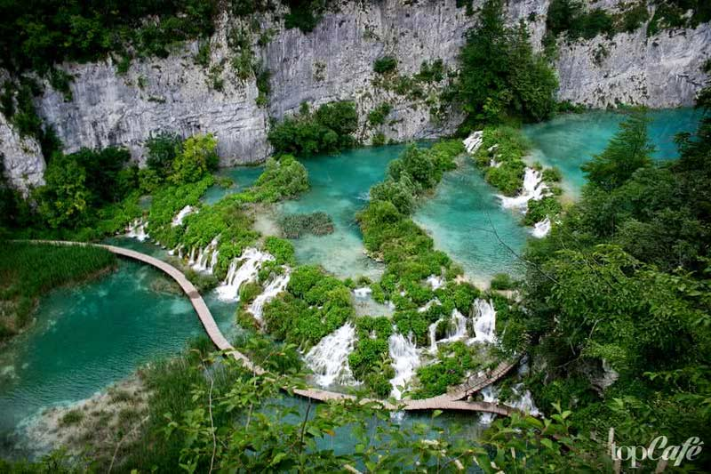 Plitvice Lakes. CC0