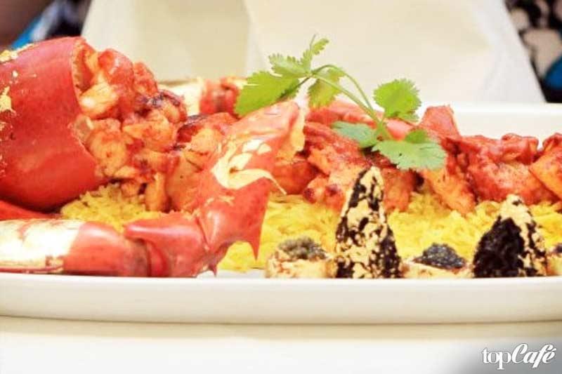 Bombay Brasserie Samundari Khazana Curry