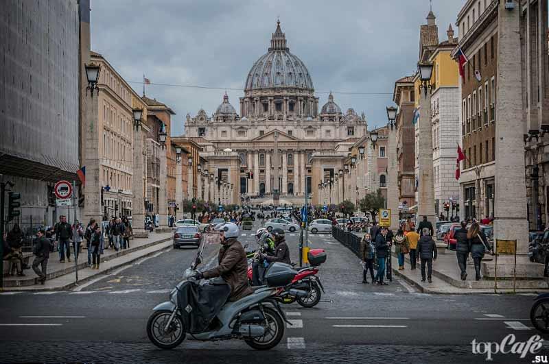 Самые большие храмы в мире: Собор Святого Петра. CC0