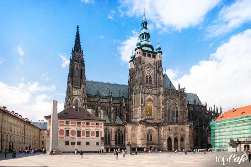 Собор Святого Вита. Прага