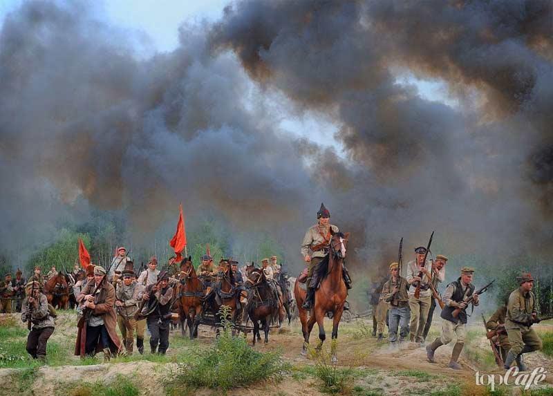 Варшавская битва 1920