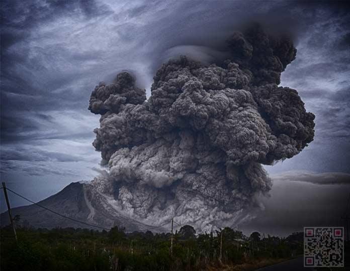 Самые мощные извержения вулканов в истории