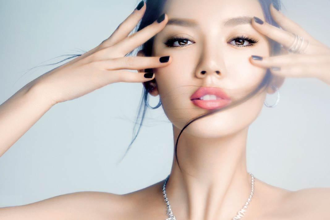 моделей топ 10 азиатских