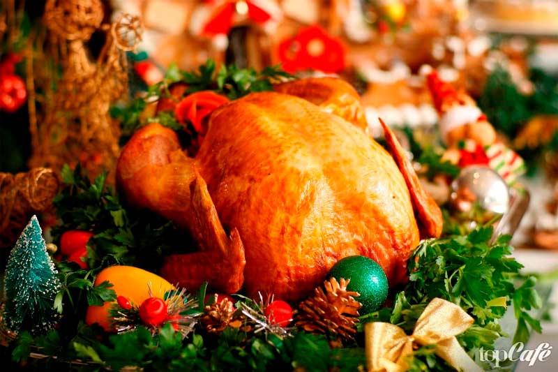 время еда на новый год в разных странах удивляло