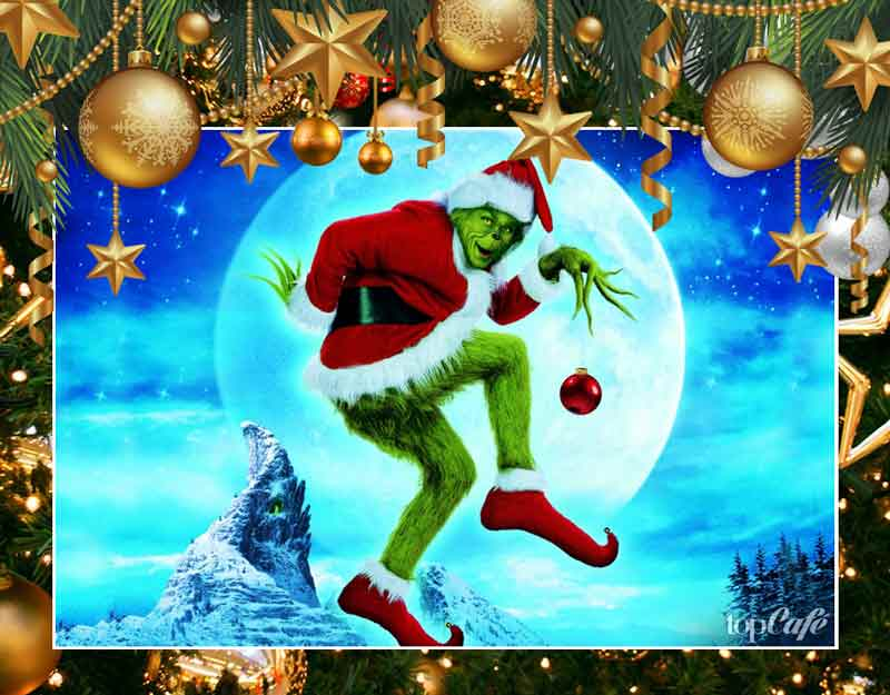 How the Grinch Stole Christmas - один из популярных новогодних фильмов в Голландии