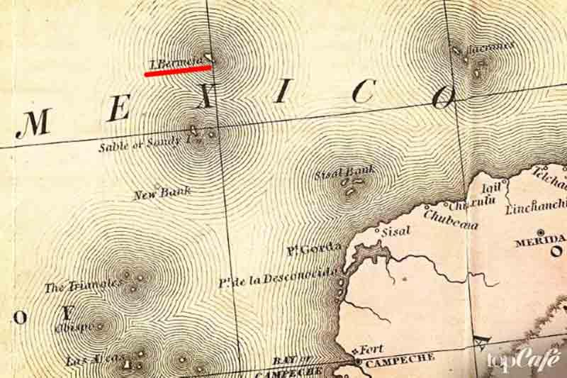 Isla Bermeja
