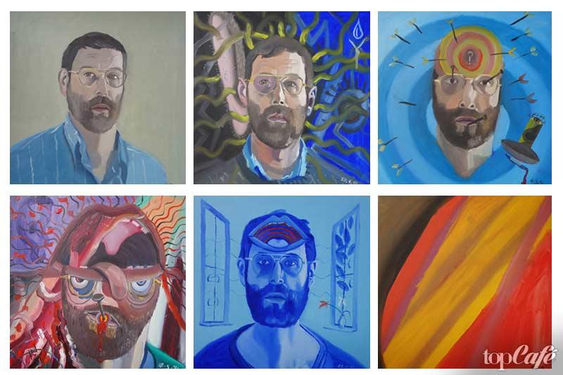 Картины шизофреника
