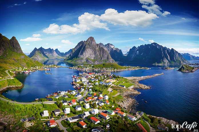 Самые увлекательные факты о Норвегии