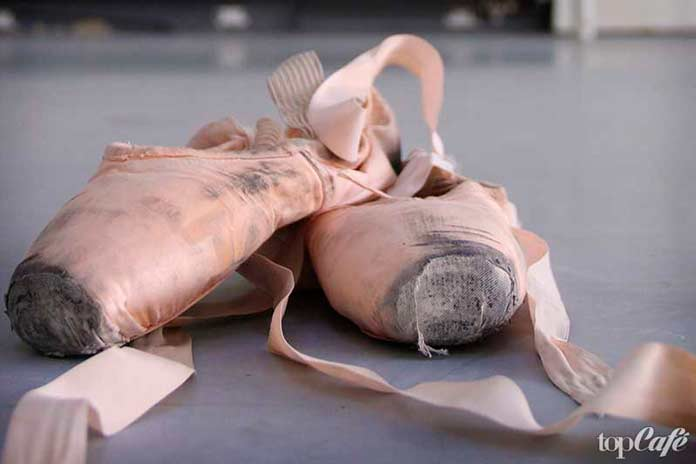 Факты о балете: Пуанты. CC0