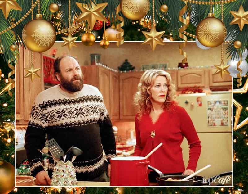 Популярные новогодние фильмы Италии: Surviving Christmas 2004