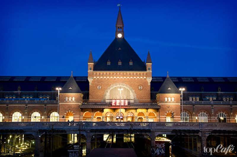 Центральный вокзал Копенгагена