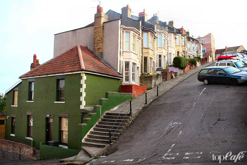 Vale Street - одна из самых крутых улиц мира