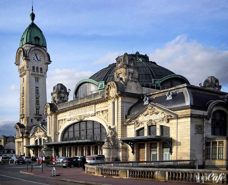 Вокзал Бенедиктинцев