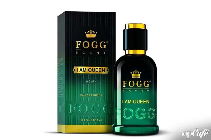 Fogg I Am Queen