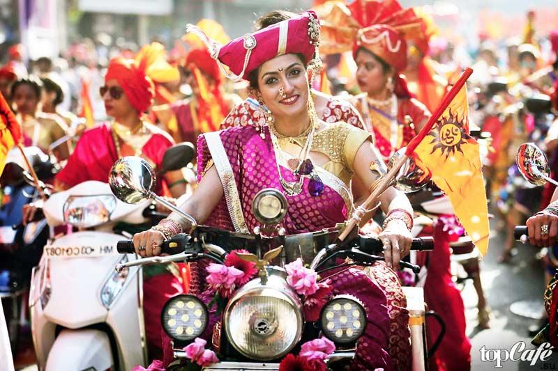 Самые многочисленные народы: Маратхи