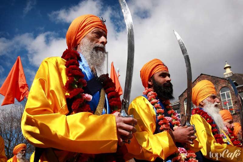 Самые многочисленные народы: Пенджабцы