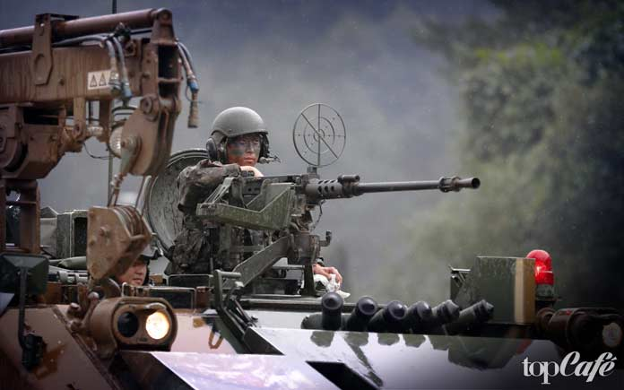 South Korea's Army