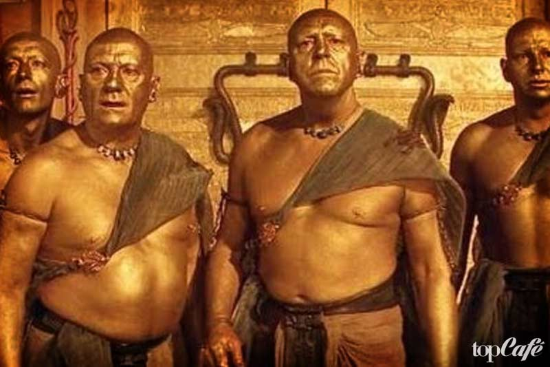 10 удивительных фактов о гигиене в Древнем Египте: Жрец