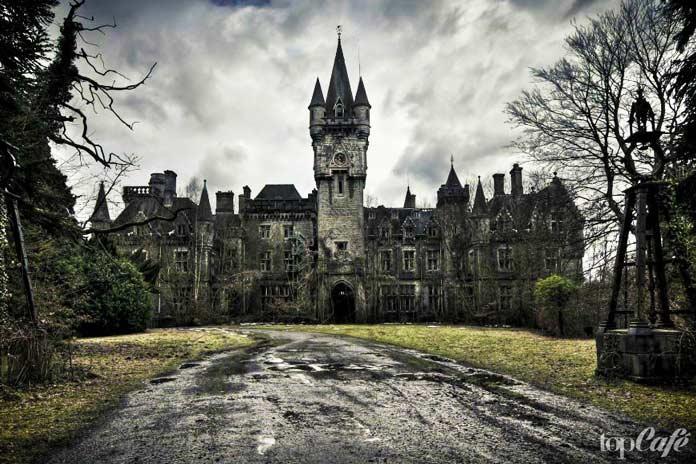 Страшный замок