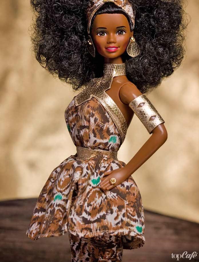 Барби Африканка
