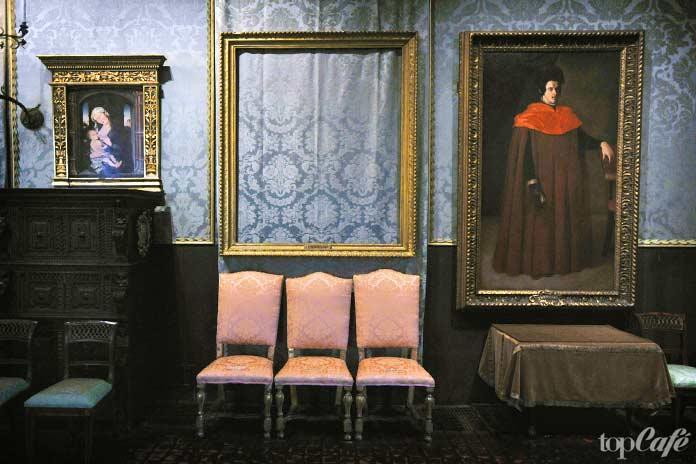 The Isabella Gardner Museum Heist