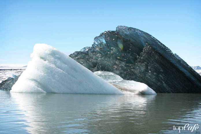 Черный айсберг