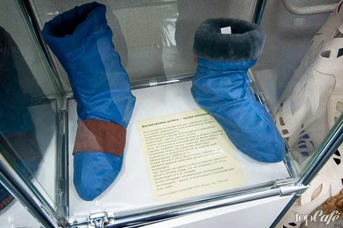 Обувь космонавта