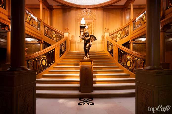 Лестница Титаника
