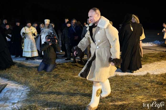 Путин в Валенках