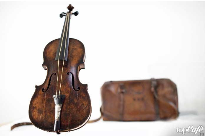 Скрипка Титаника