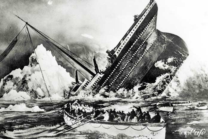 Спасение людей Титаника