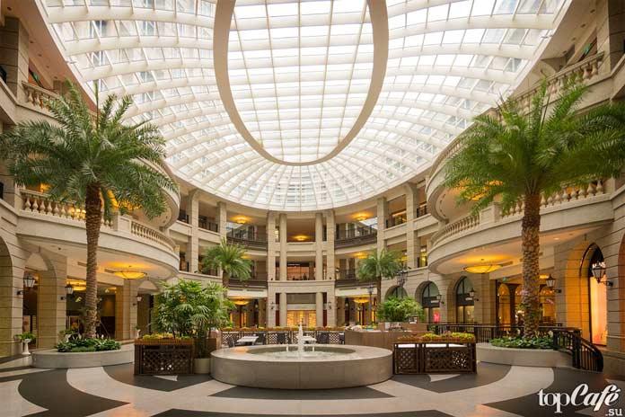 Самые большие торговые центры мира