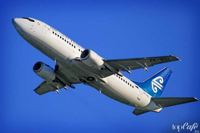 Boeing 737. CC0