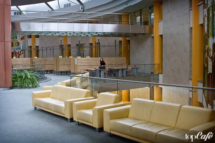 Библиотека Евразии