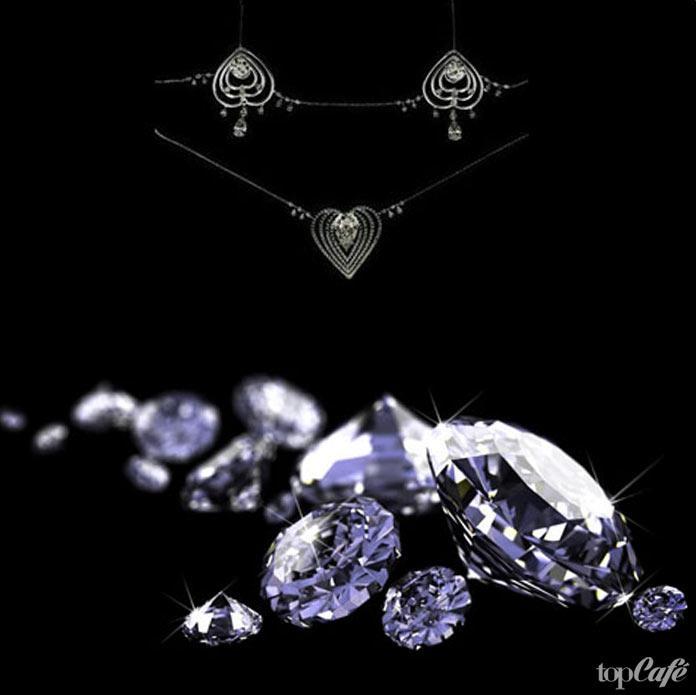 Бикини из бриллиантов