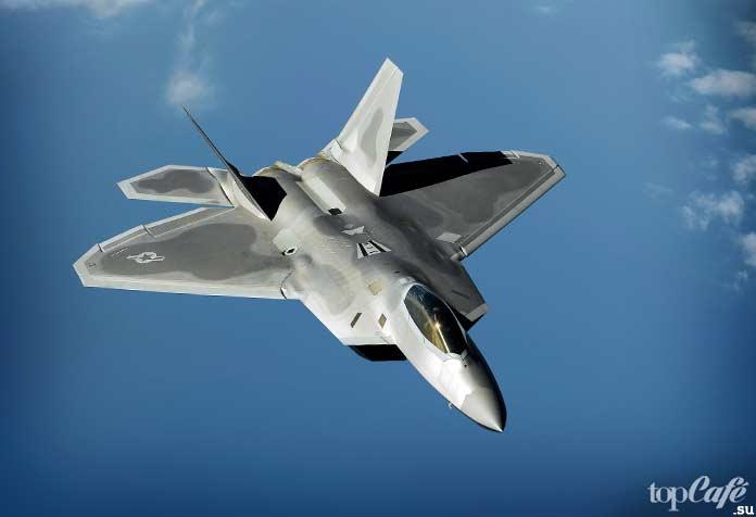F-22 «Raptor». CC0