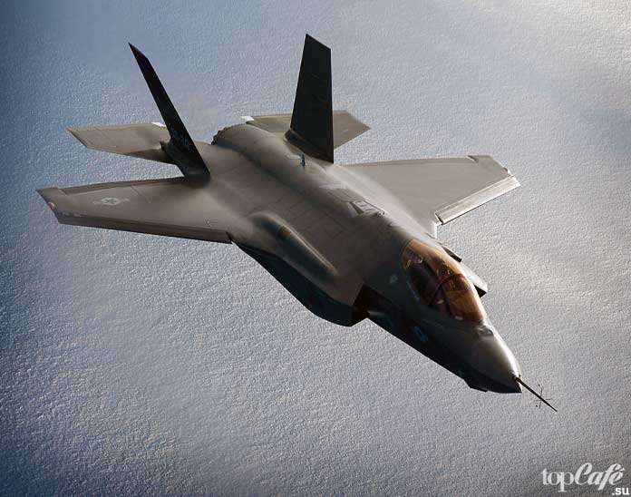 F-35 Lightning II. CC0