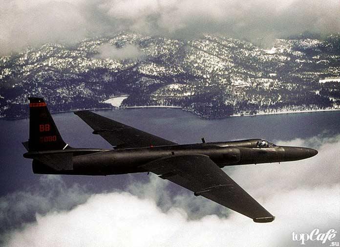 Lockheed U-2. CC0