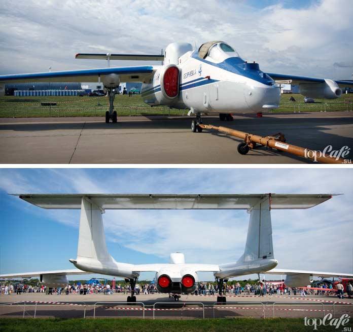 Самые высотные самолеты в мире: М-55 «Геофизика». CC0