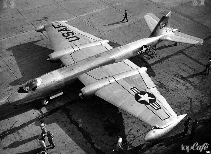 Мартин B-57 «Канберра». CC0